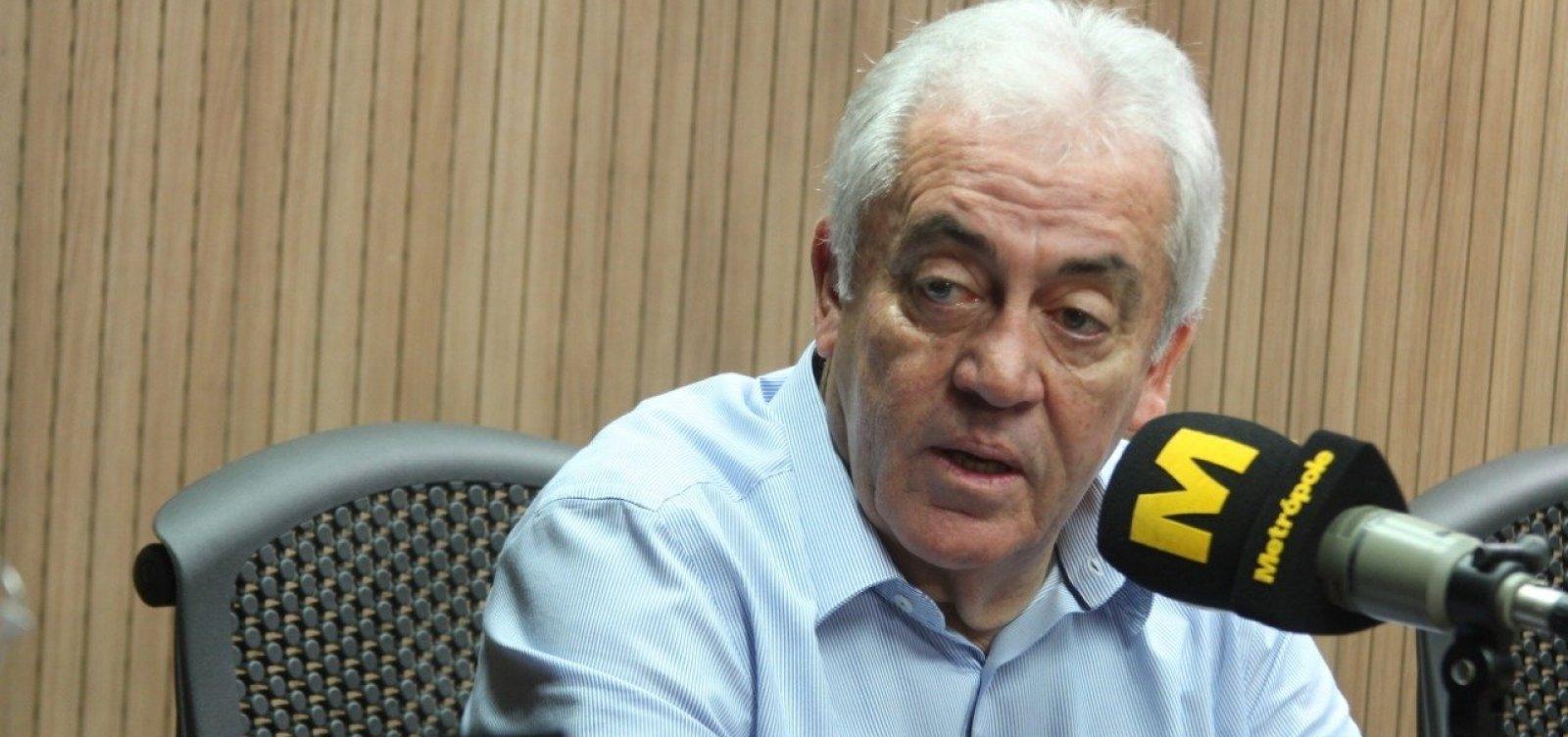 [Otto torce pelo governo Bolsonaro, mas nega participação em cargos]