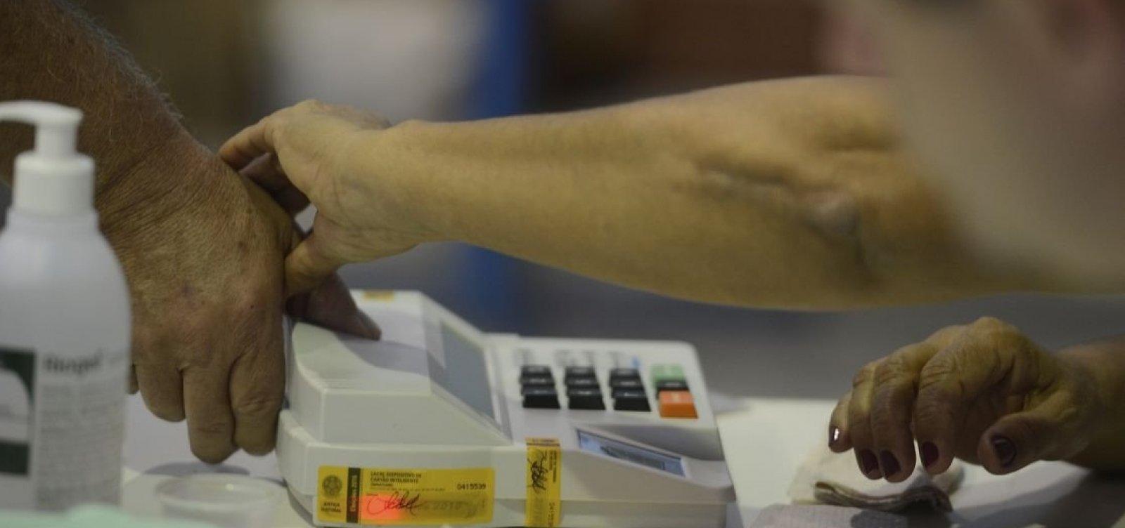 [Eleitores de 38 cidades baianas devem fazer biometria a partir de hoje; veja lista]