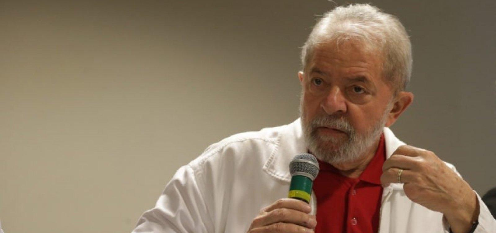 [Lula pede liberdade ao STF e acusa Moro de perda de imparcialidade]