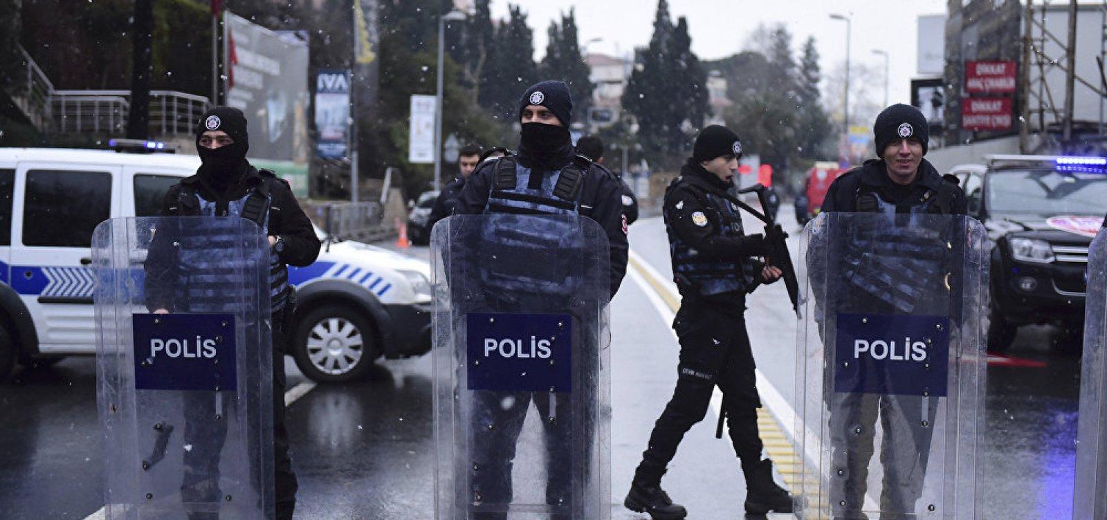 [Turquia prende 24 suspeitos acusados de envolvimento com o Estado Islâmico]