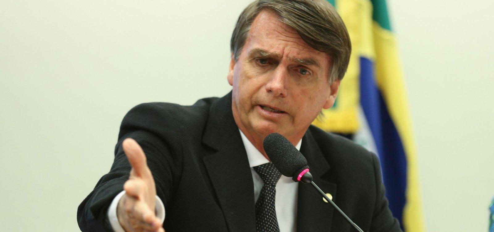 [Mesmo com carta branca a Moro, combate a corrupção deve ter responsabilidade, diz Bolsonaro]