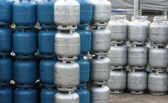 [Petrobras anuncia aumento de 8,5% em preço de botijão de gás nas refinarias]