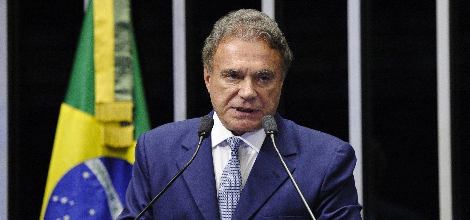 [Podemos quer Alvaro Dias na presidência do Senado]