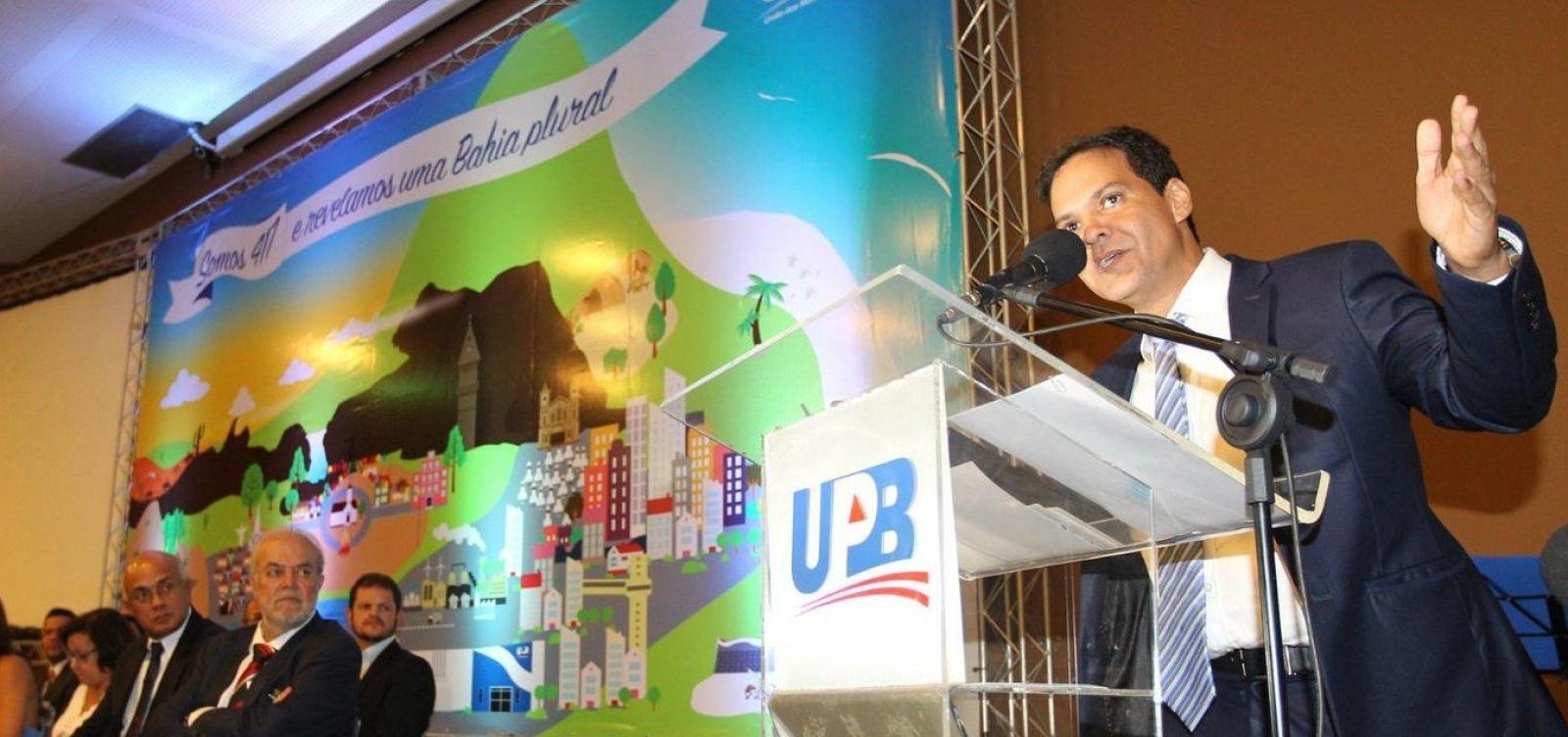 [Eures diz que decide na próxima semana se será candidato à reeleição na UPB]