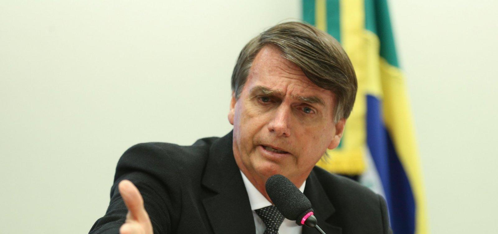 [Bolsonaro defende aprovar idade mínima para aposentadoria ainda neste ano]