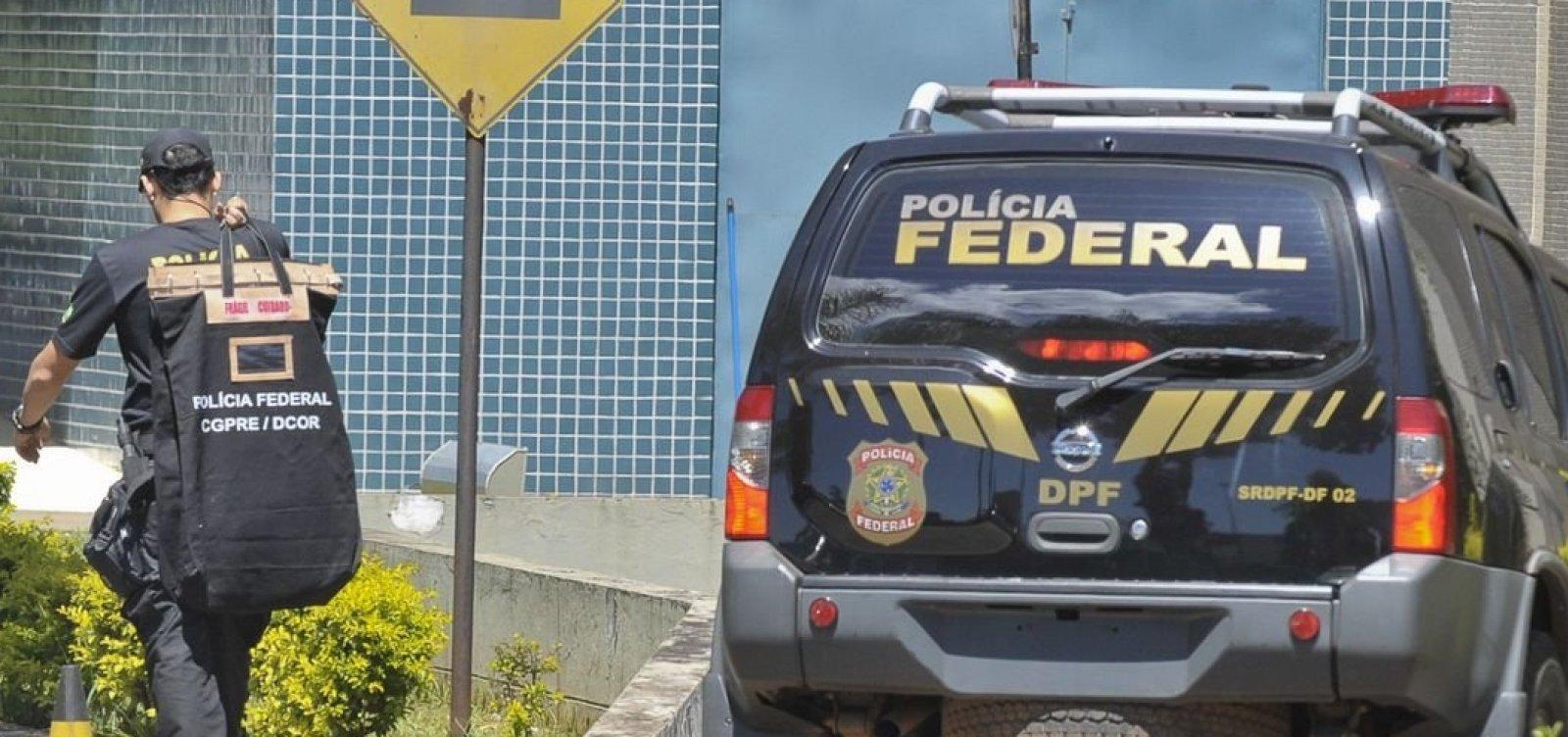 [PF deflagra operações para combater fraudes em licitações no sul da Bahia]