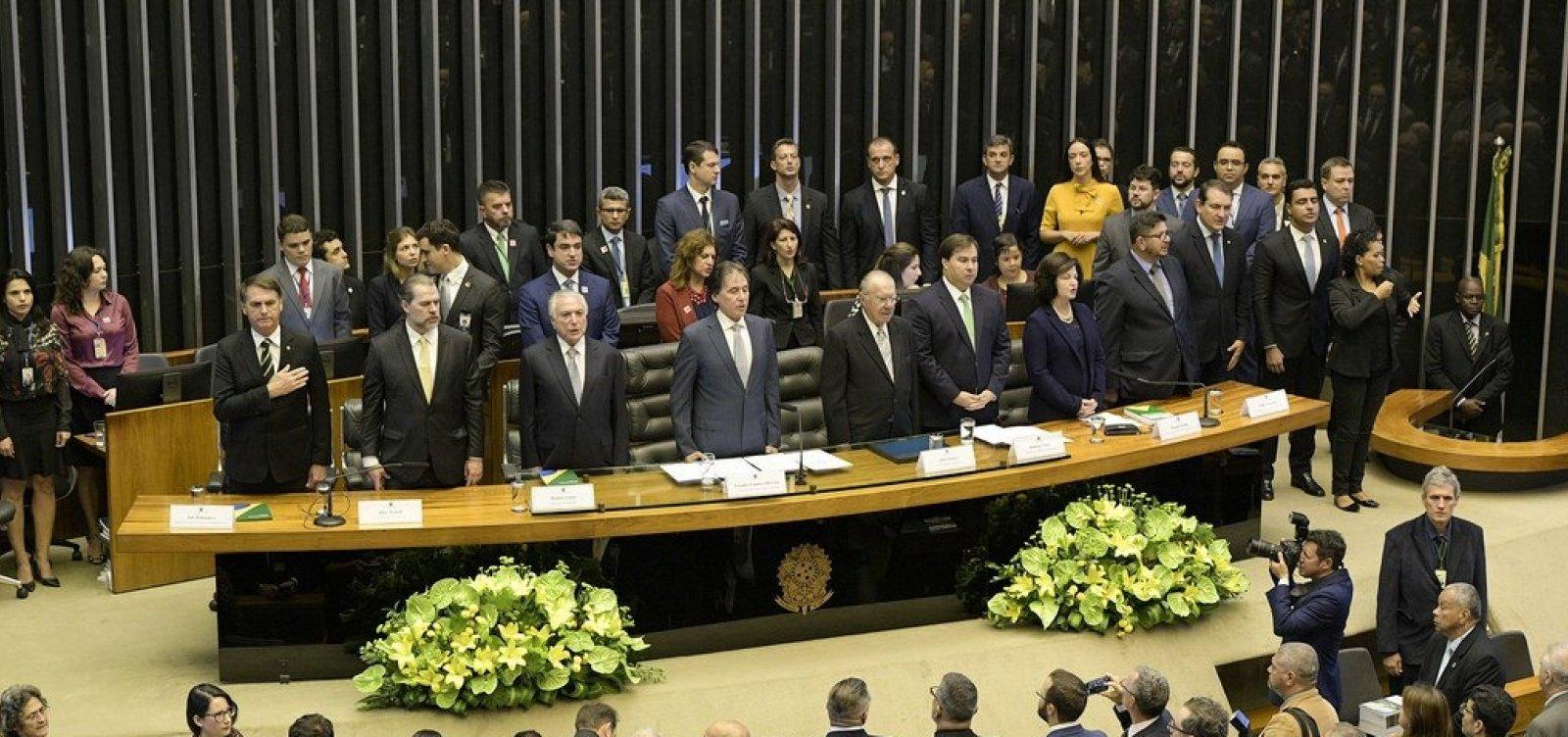 [Sem aplauso de Bolsonaro, Dodge defende constituição e minorias]