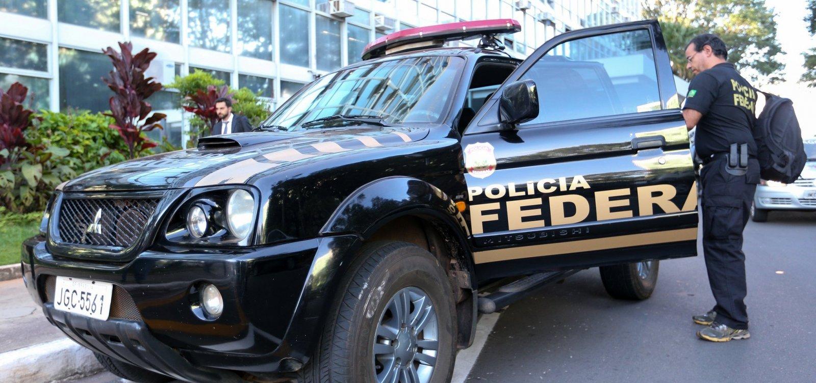[Operações Sombra e Escuridão e Elymas Magus: PF realiza buscas em 23 prefeituras da Bahia]