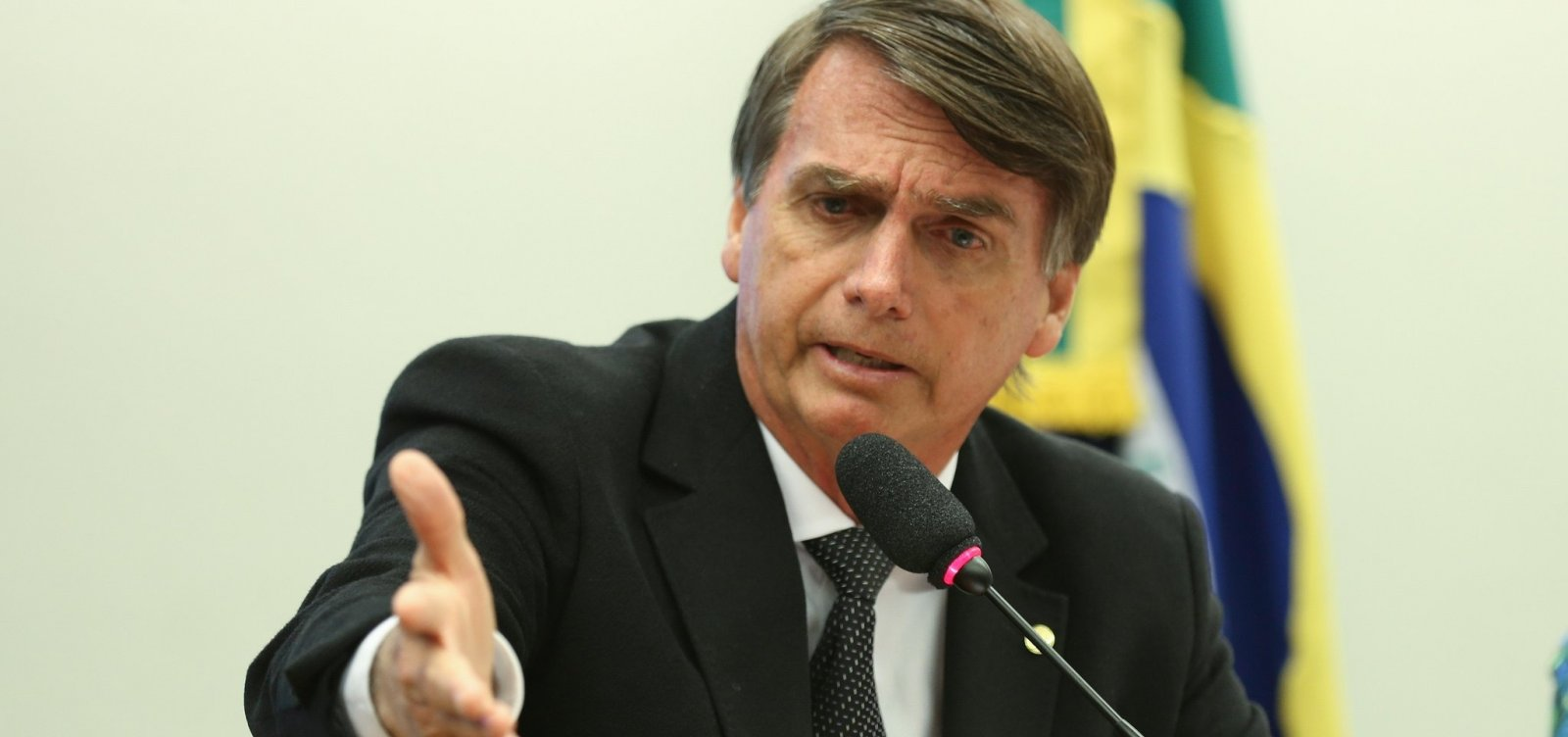 [Mudança de embaixada para Jerusalém 'não está decidida', diz Bolsonaro]