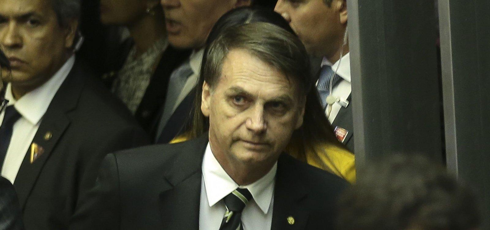 [Congresso veta nome artístico de cantor para não desagradar Bolsonaro]