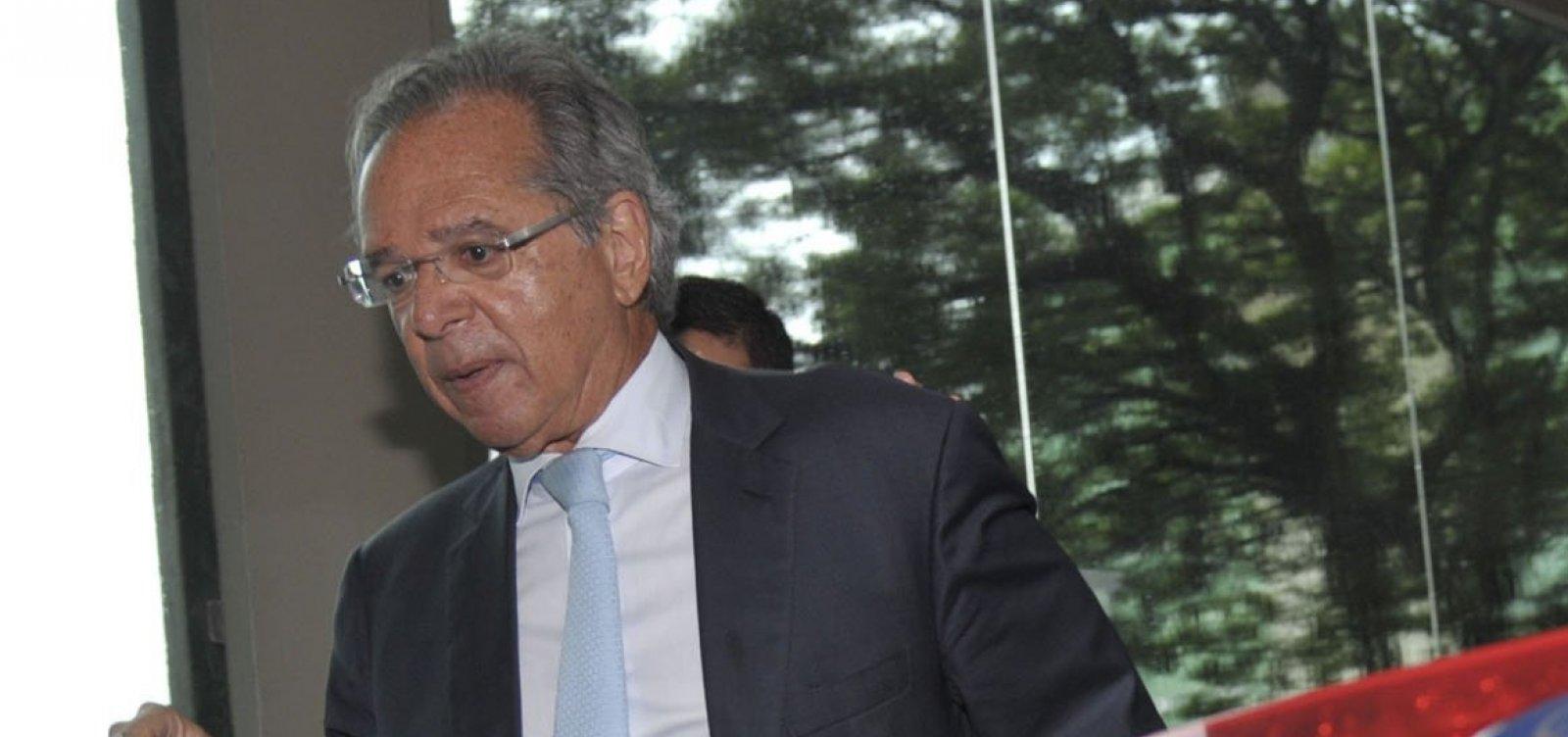 [Paulo Guedes quer 'prensa' para aprovar Previdência e Congresso reage]