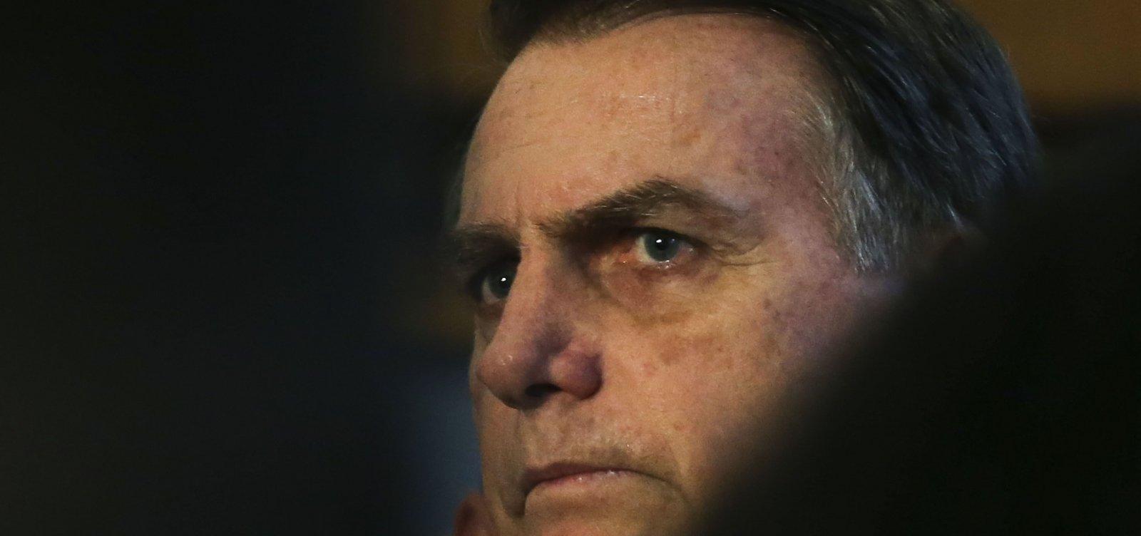 [Diplomação de Bolsonaro deve ser antecipada por causa de cirurgia]