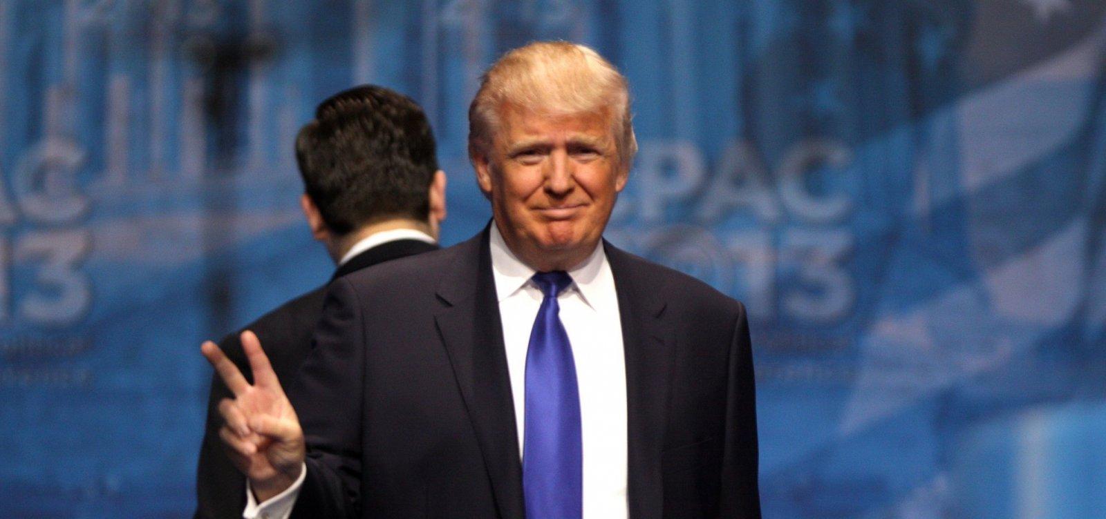[Após perder maioria na Câmara, Trump diz que teve 'tremendo sucesso' na eleição]