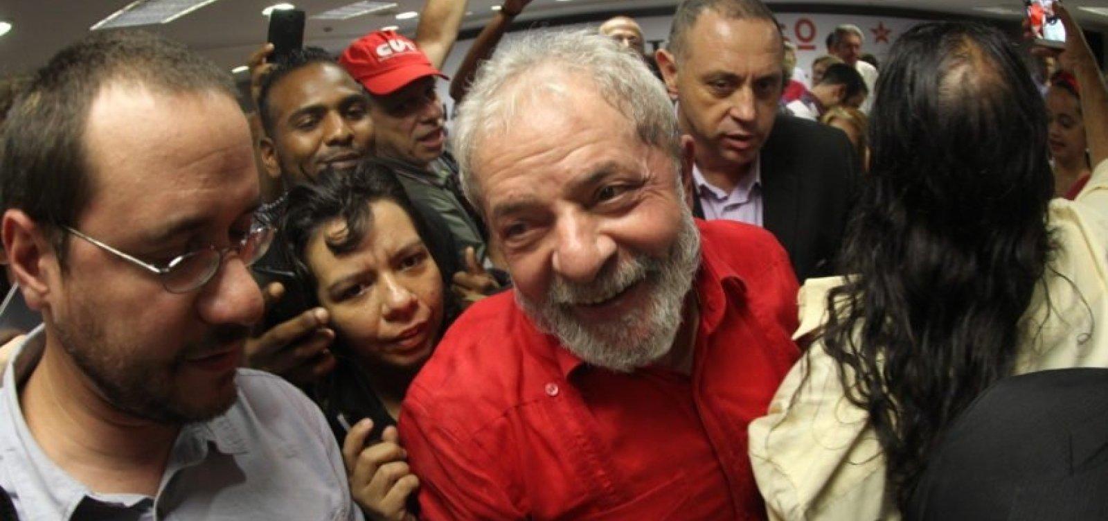 [PT começa a devolver doações que foram destinadas à campanha de Lula]
