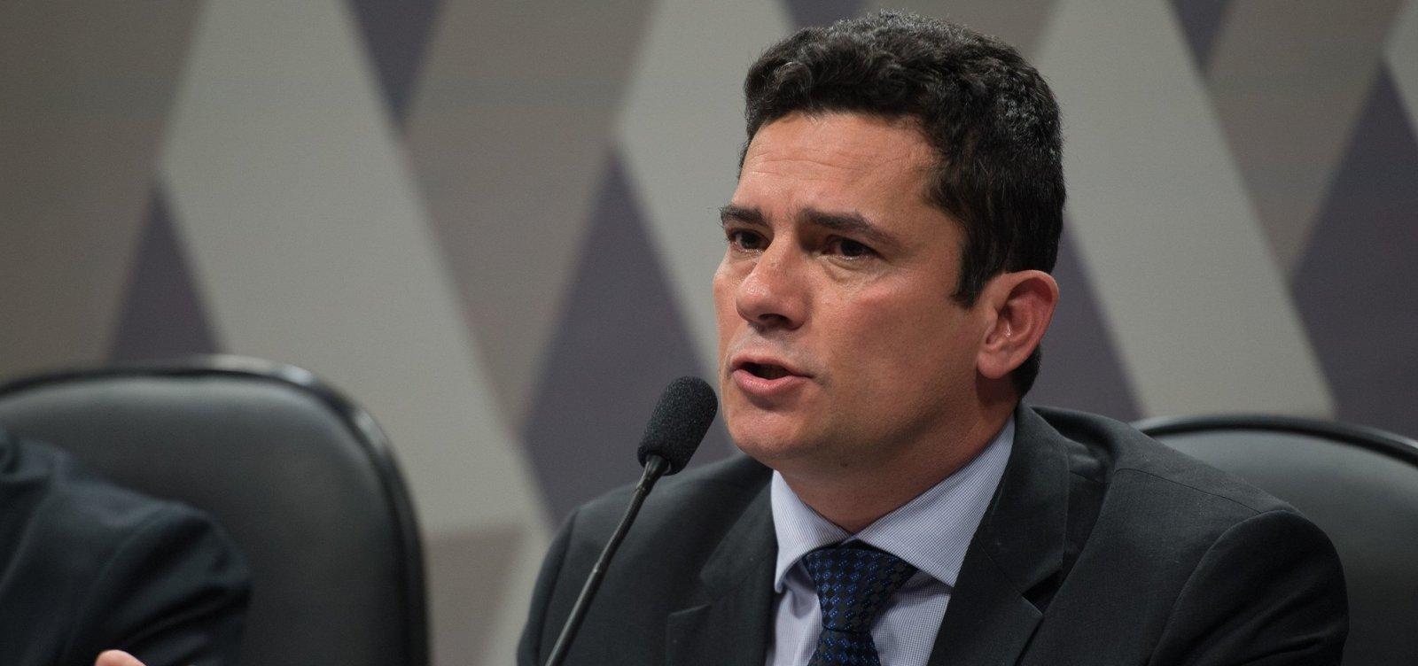 [Moro diz que não assumirá cargo na equipe de transição de Bolsonaro]