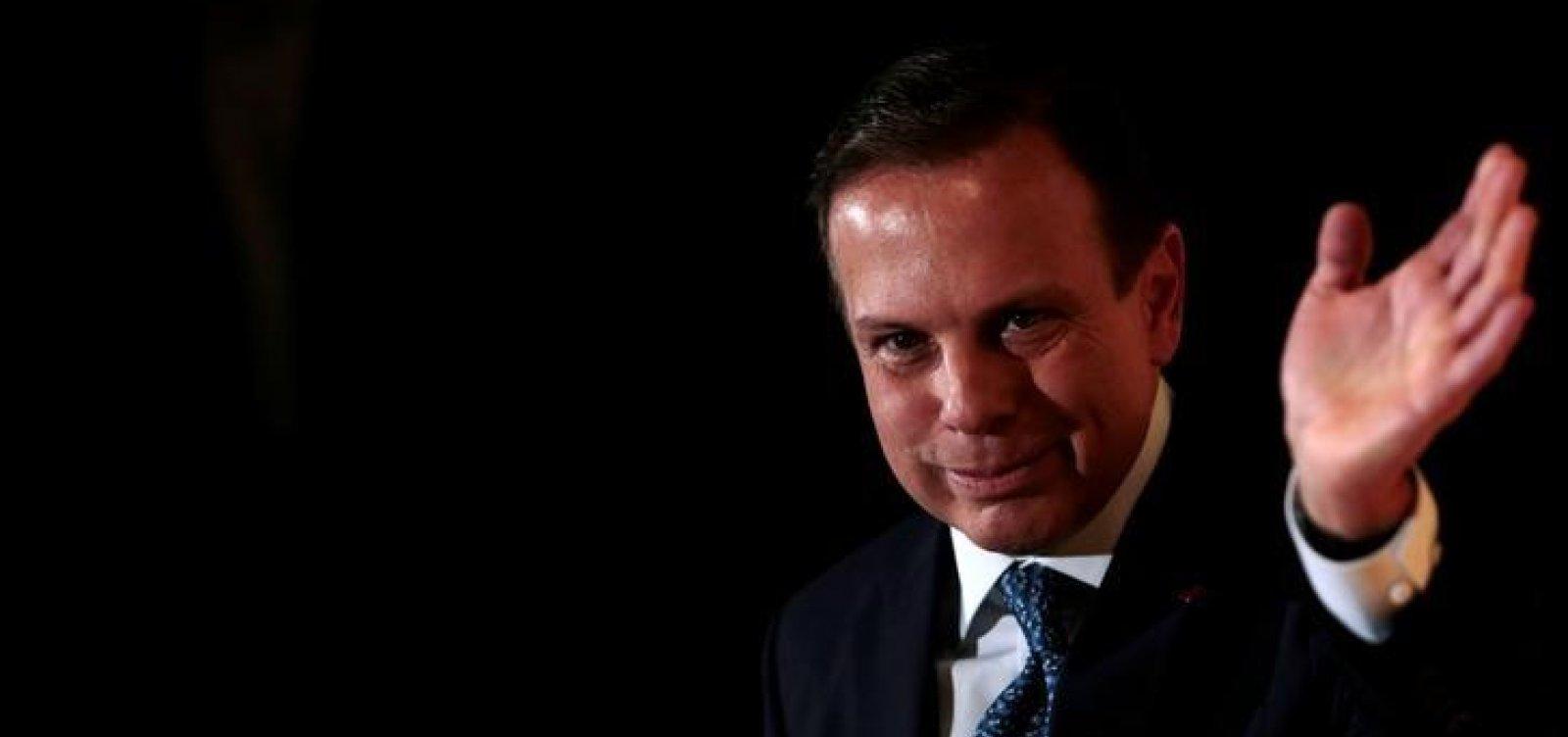 ['PSDB não ficará mais em cima do muro', diz Doria em apoio a Bolsonaro]