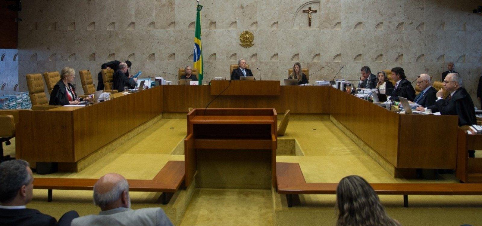 [Senado aprova aumento de 16% para ministros do STF e PGR]