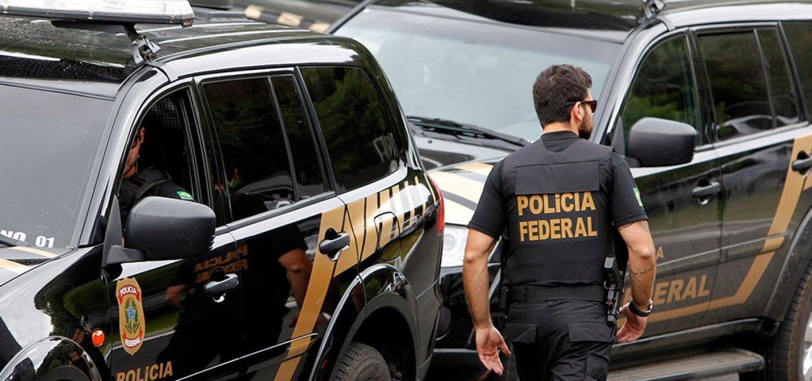 [PF deflagra operação no Rio de Janeiro para prender 10 deputados ]