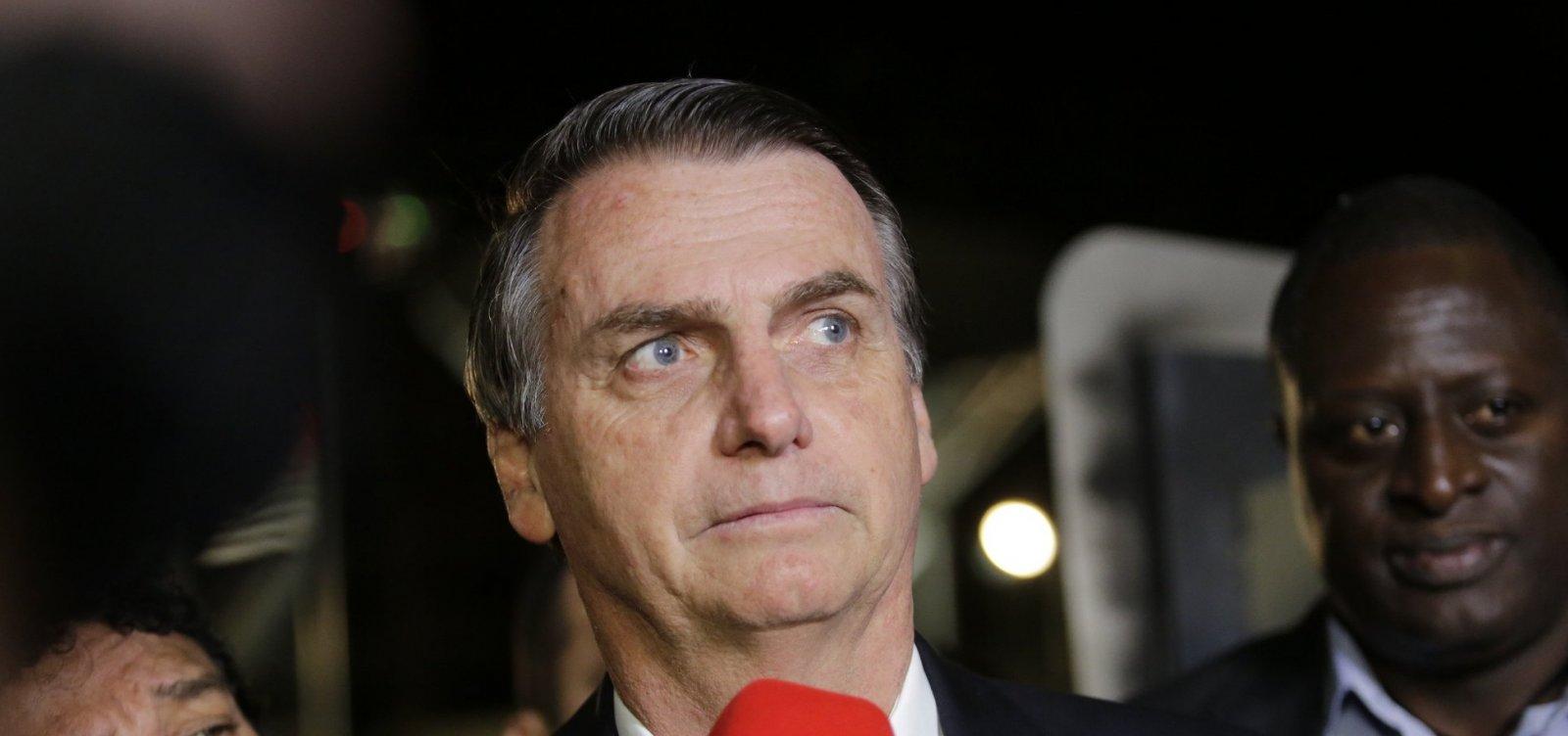 [Bolsonaro deve manter Ivan Monteiro na presidência da Petrobras, diz site]