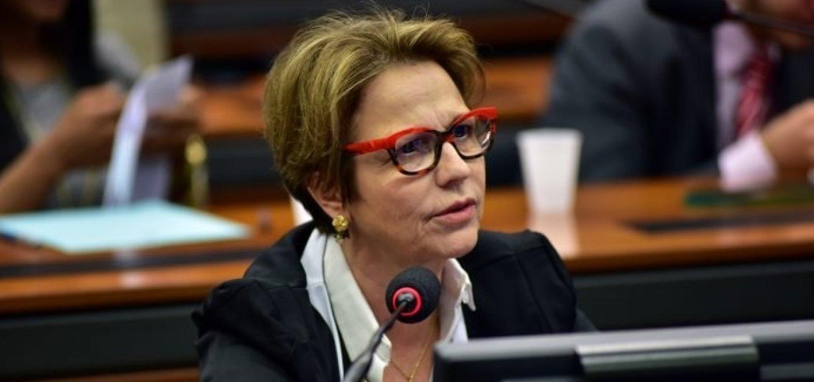 [Futura ministra da Agricultura admite negócio com JBS, mas nega conflito de interesses]