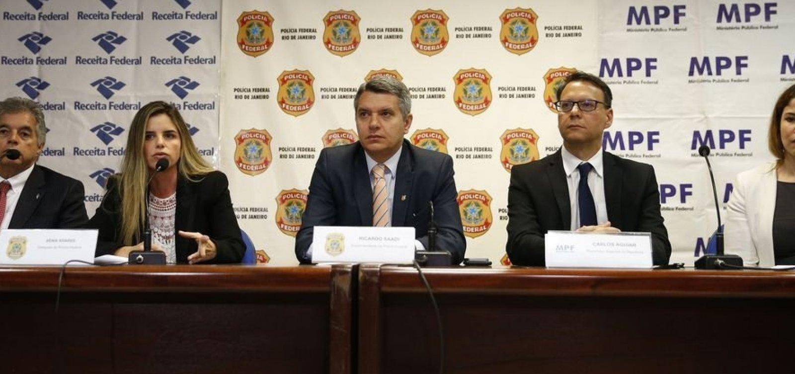 [Esquema da 'propinolândia' da Assembleia do Rio movimentou ao menos R$ 54 milhões]