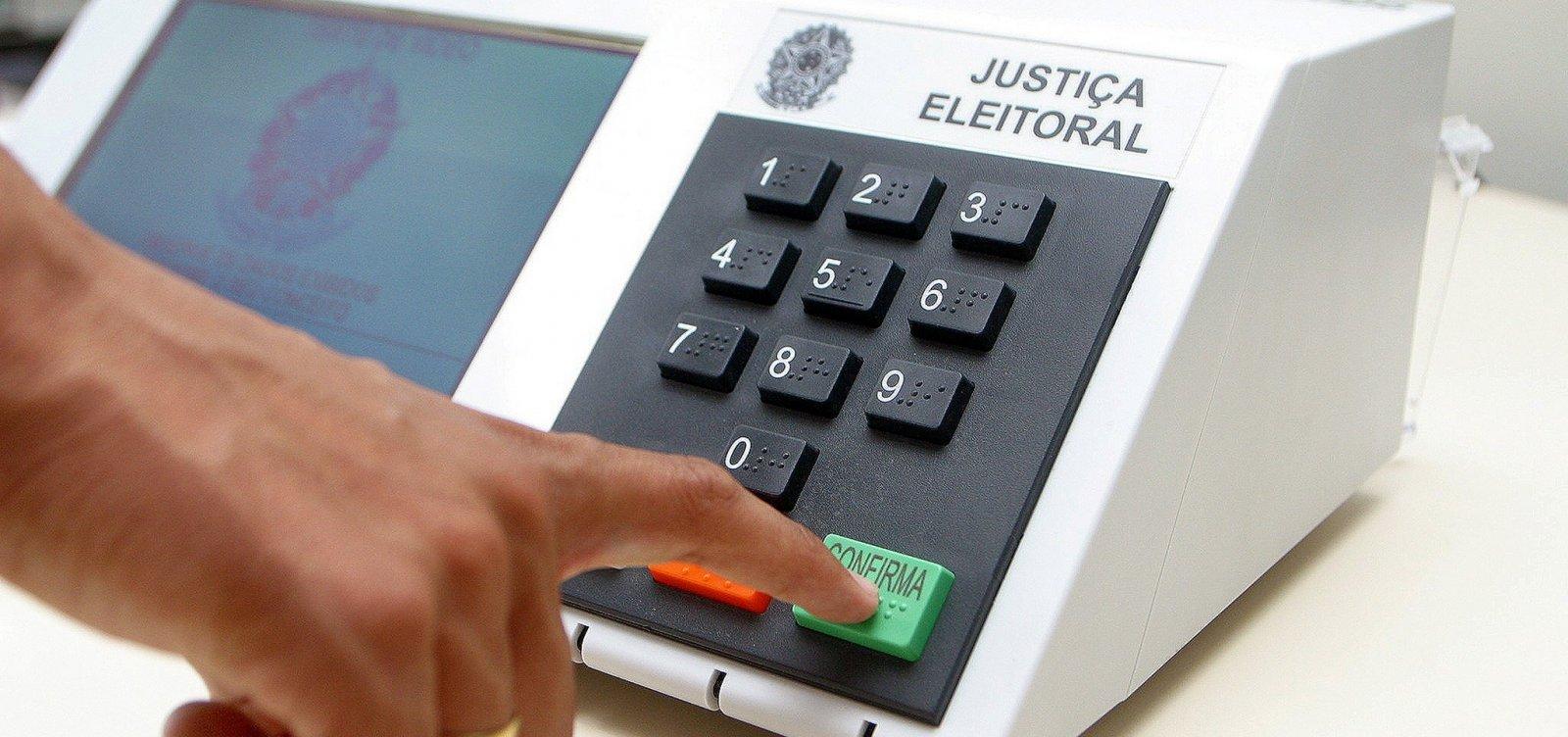 [Coligação de Bolsonaro pede verificação de urnas usadas no 1° turno na Bahia]