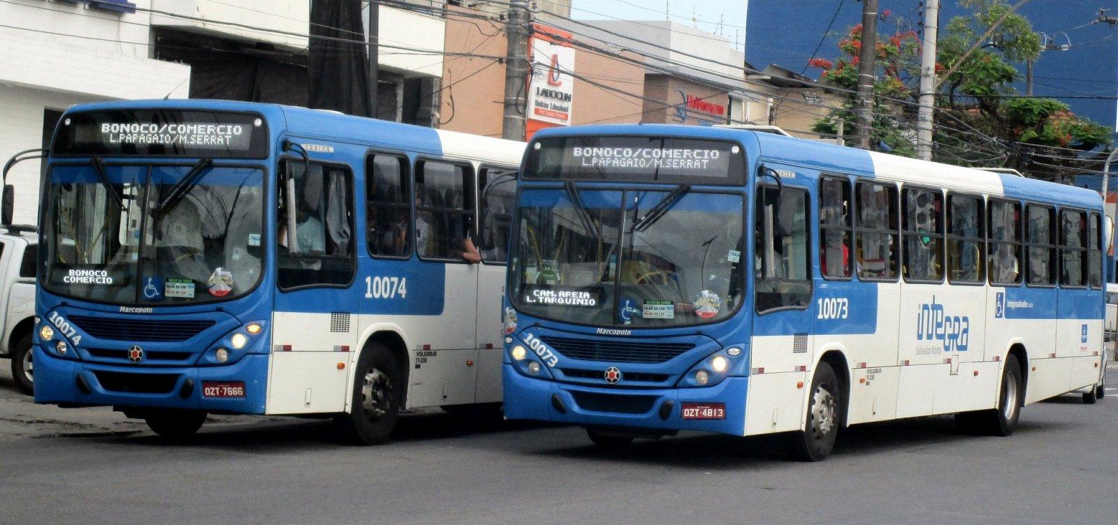 [Linhas de ônibus de Salvador serão reforçadas durante o período do verão ]