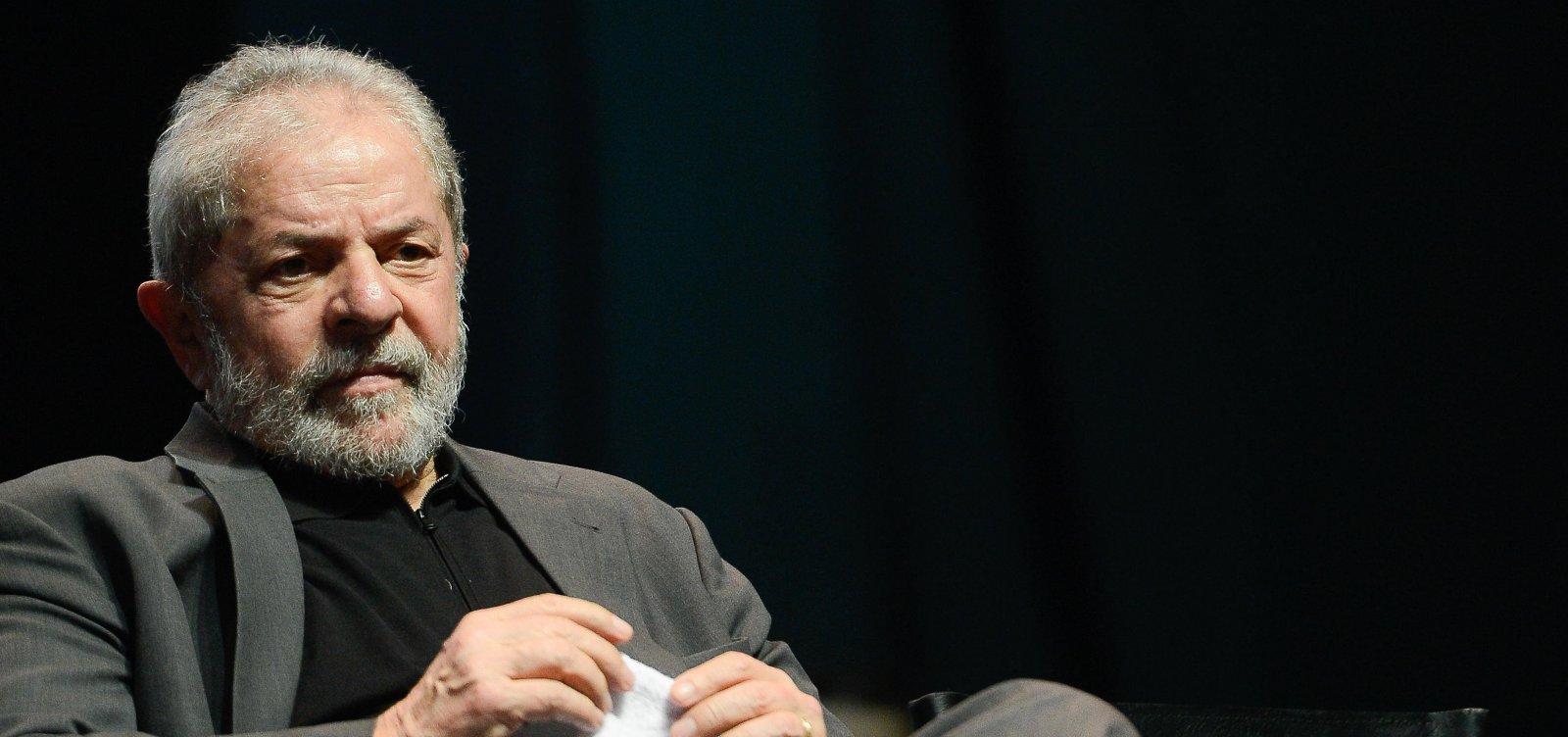 [TRF4 nega recursos de Lula em caso do terreno do instituto]