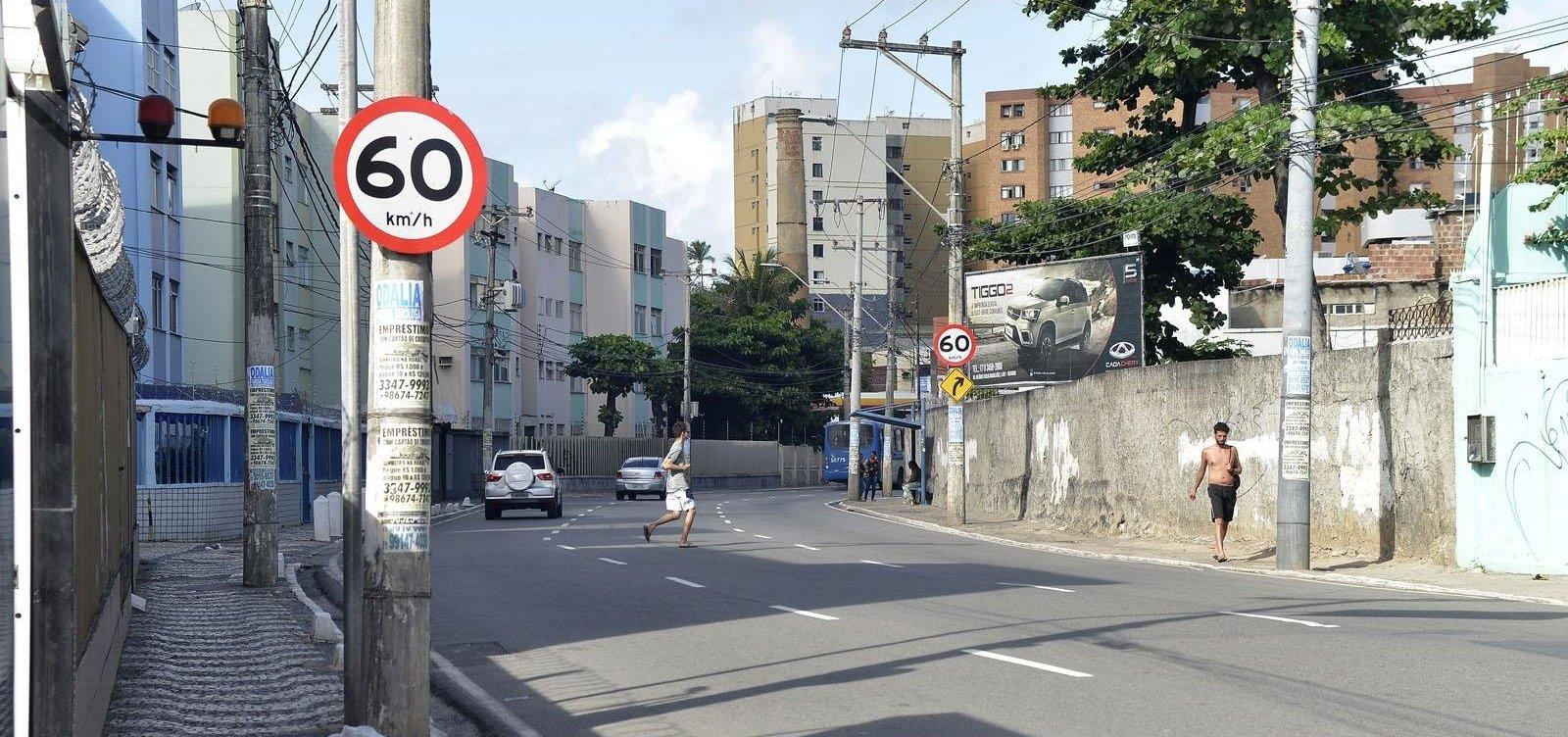 [Excesso de velocidade é principal causa de multas de trânsito em Salvador]