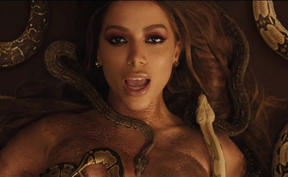[Anitta lança três novas músicas com clipes; assista]