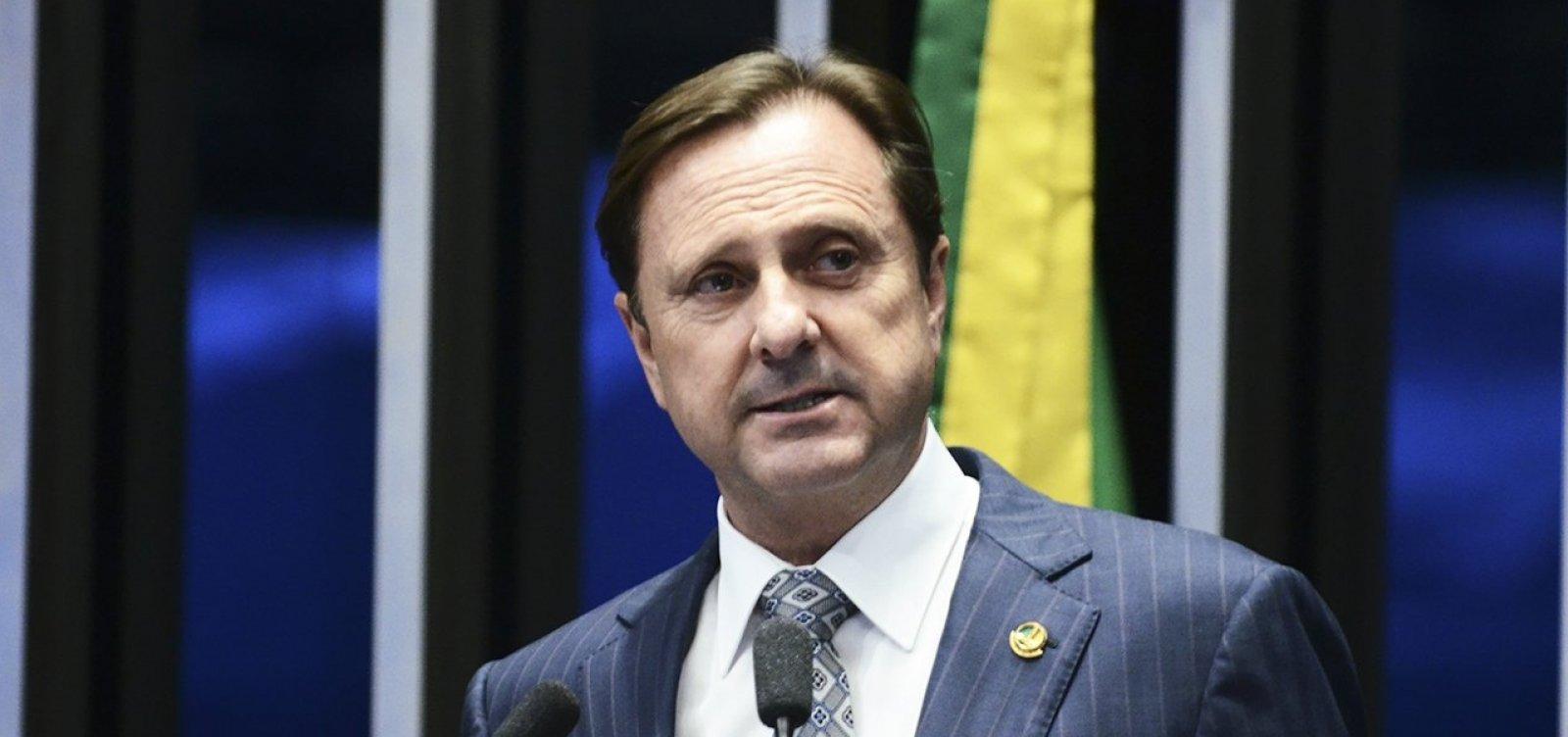 [STF mantém pena de senador Acir Gurgacz, preso em regime semiaberto]