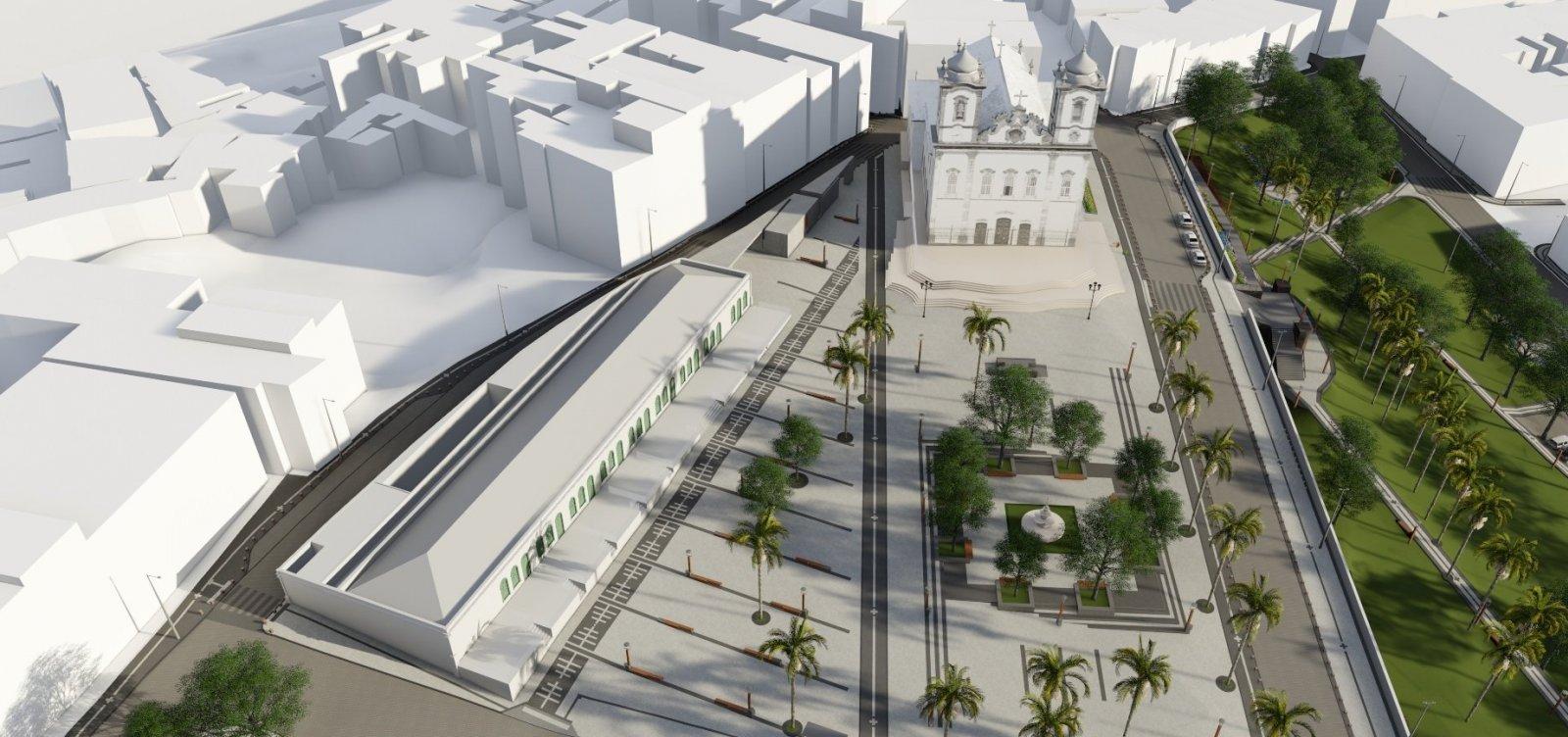 [Com obras atrasadas, empresa quer disputar construção de R$ 20 mi em Salvador]
