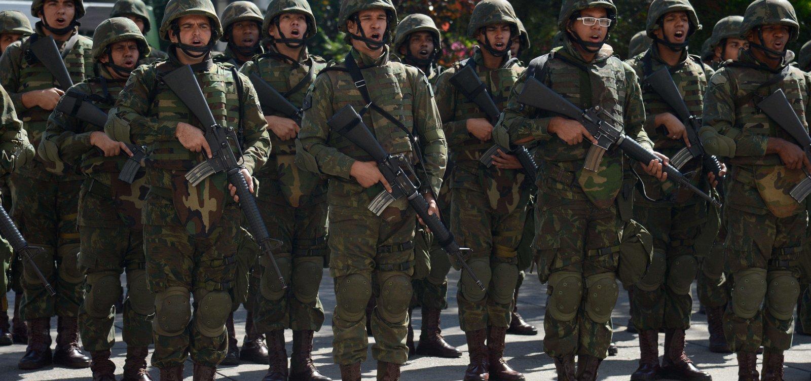 [Forças Armadas manifestam interesse em discutir reajuste e reestruturação com Previdência ]