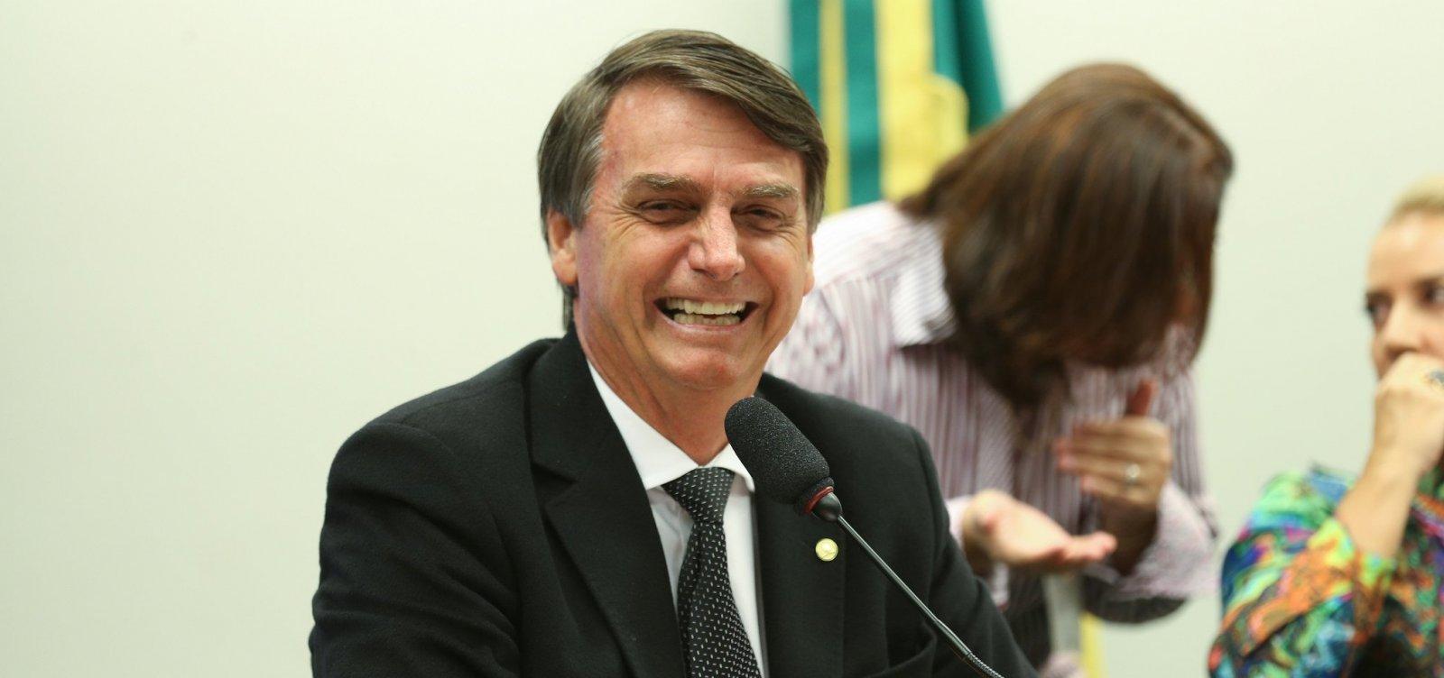 ['O Brasil é o país dos direitos, só não tem emprego', diz Bolsonaro]