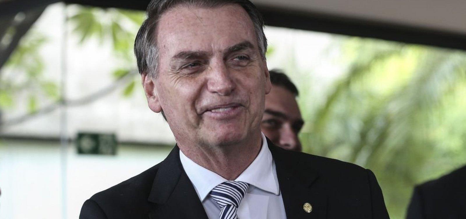 [Futuro ministro do Meio Ambiente deverá facilitar a vida dos produtores agrícolas, diz Bolsonaro]