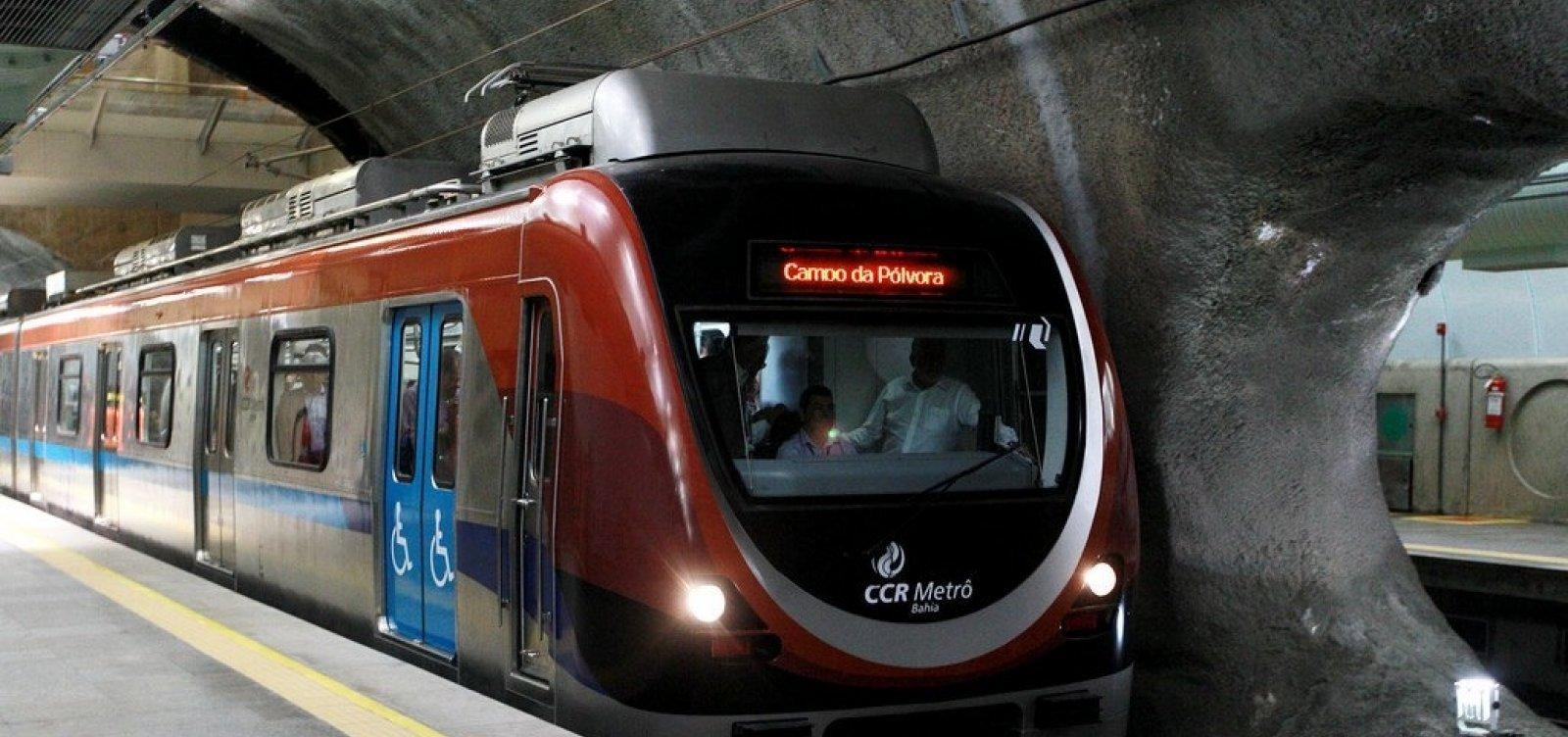 [Licitação para levar metrô até Cajazeiras será aberta nesta semana]