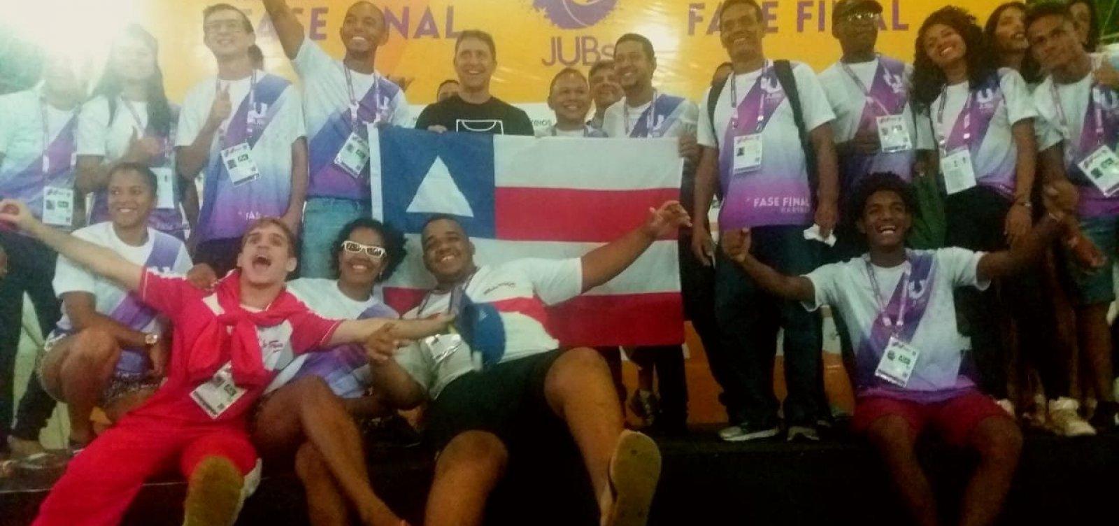 [Bahia sediará Jogos Universitários Brasileiros em 2019]