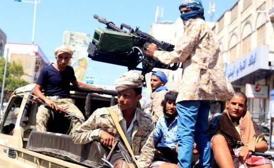 [Batalha no Iêmen deixa mais de 60 mortos em 24 horas]