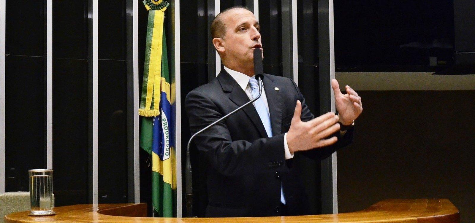 [Articulador de governo Bolsonaro, Lorenzoni só aprovou dois projetos no Congresso]