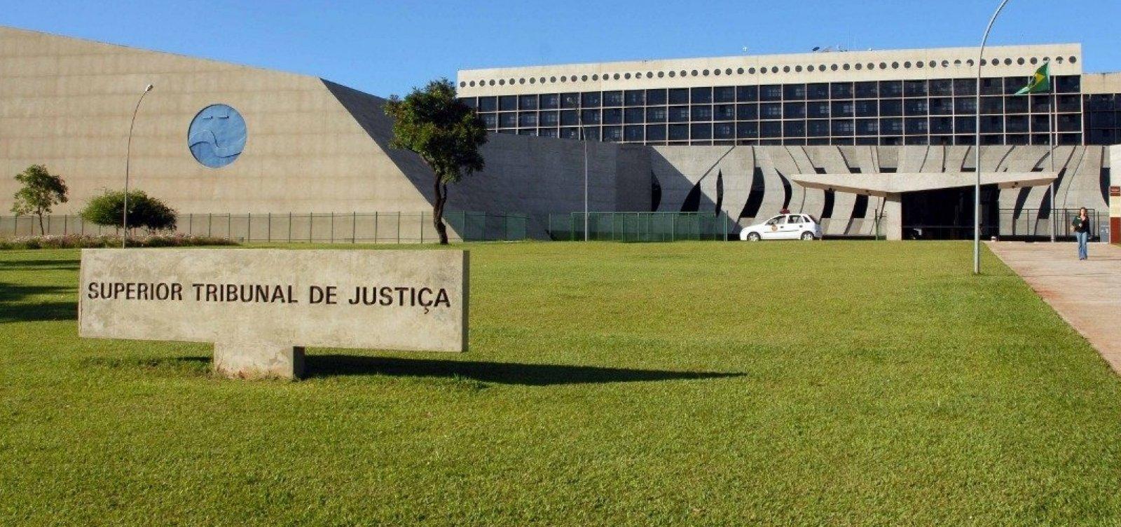 [Primeira operação contra governo Lula volta ao STJ quinze anos depois]