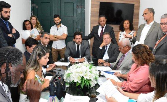 [Câmara de Salvador adia mais uma vez votação do projeto do Uber em comissão]