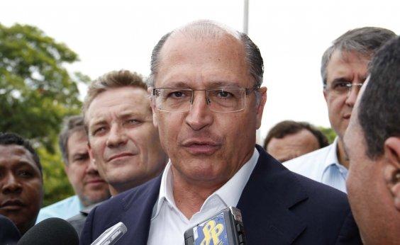 [Alckmin nega que articule a criação de novo partido]