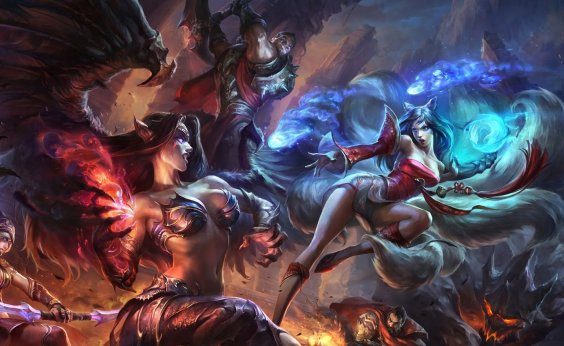 [Salvador recebe primeiro campeonato League of Legends]
