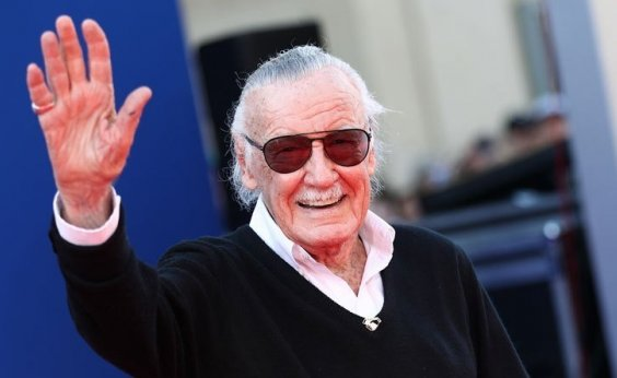 [Lenda da Marvel, Stan Lee morre aos 95 anos]