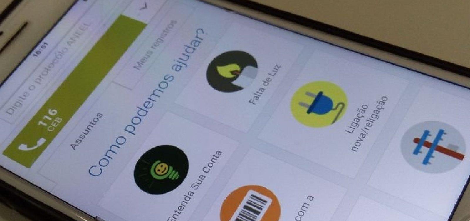 [Aneel lança aplicativo para ajudar consumidor a entender conta de luz ]