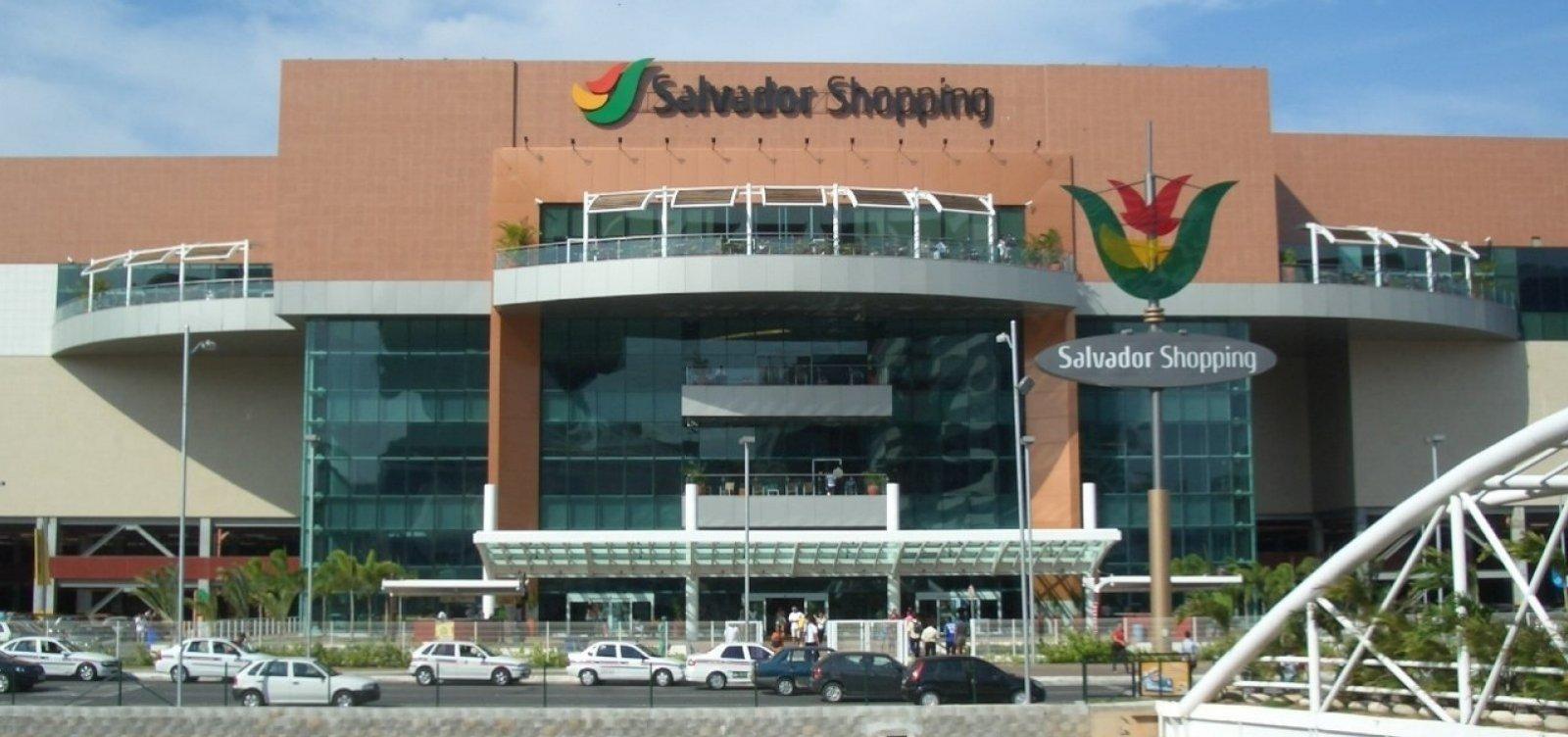 [Cliente tem celular roubado dentro de shopping em Salvador]