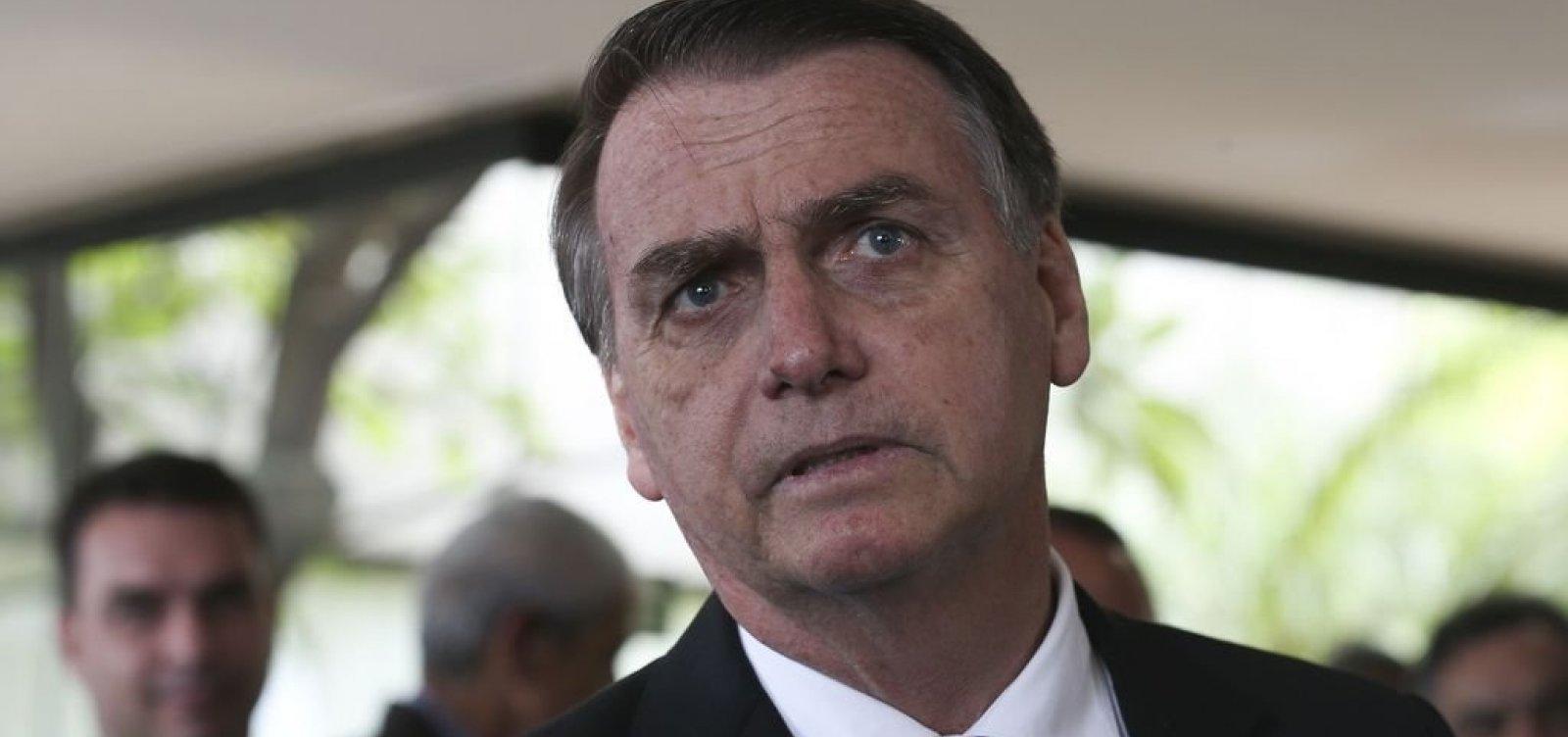 [TSE dá 3 dias para Bolsonaro esclarecer indícios de irregularidades em campanha]