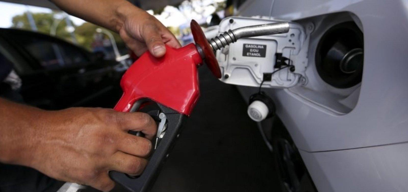 [Sindicato diz que aumento de ICMS pode impactar no preço da gasolina e do diesel]