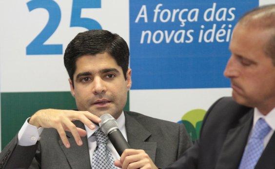 [Neto se reúne na próxima semana com Onyx para definir relação do DEM com governo Bolsonaro]