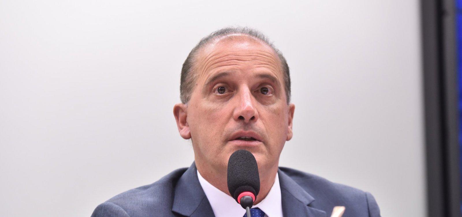 [Lorenzoni revela que governo Bolsonaro terá Ministério da Cidadania]